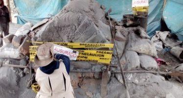Clausuran tres fundidoras de chatarra de aluminio que operaban en Tlalpujahua, Michoacán