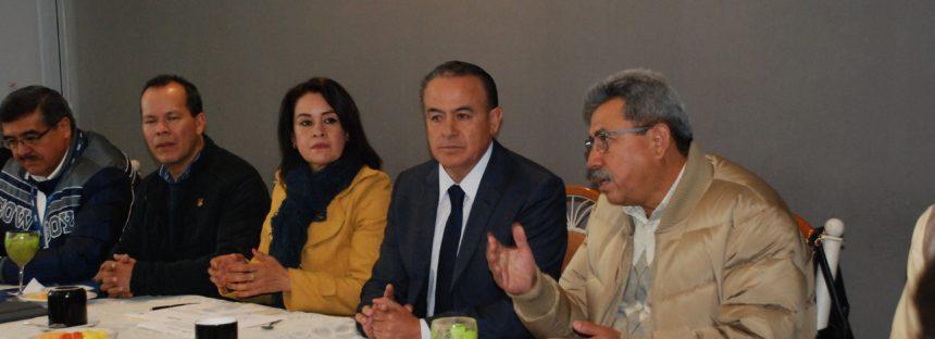 Sedrua, por incrementar la producción agropecuaria de Michoacán