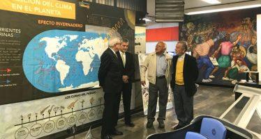 Fuentes de energía alternativa del CINVESTAV, se presenta en el metro de la Ciudad de México