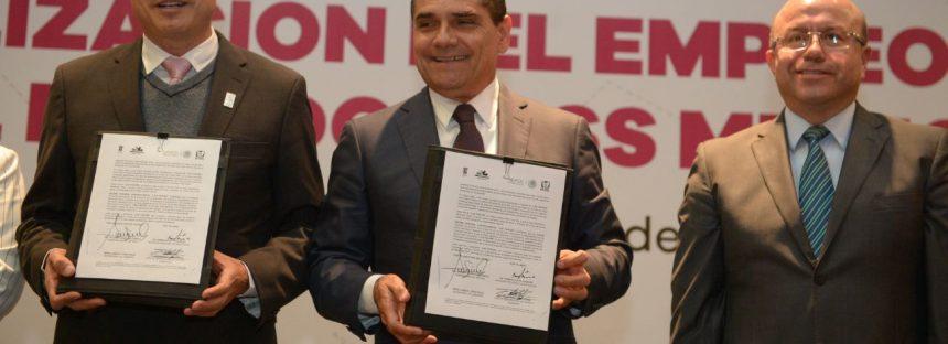 Michoacán, tercera entidad nacional en generación de empleo