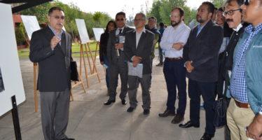 Conmemora la UNAM en Morelia,  75 aniversario del nacimiento del volcán Paricutín