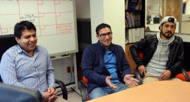 Alumnos de la UNAM crean robot para limpiar cisternas