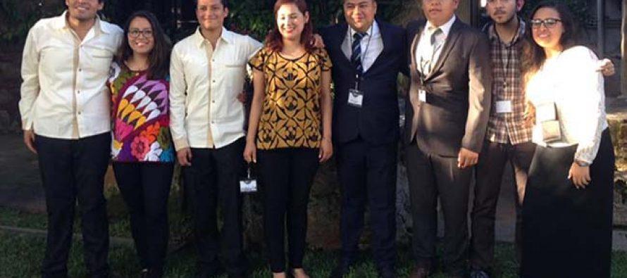 Estudiantes de la Universidad del Mar de Huatulco triunfan en Guatemala