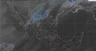 Se pronostican lluvias fuertes en regiones de Puebla, Veracruz y Oaxaca