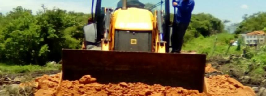 Invirtió Sedrua 18 mdp en obras rurales en la Meseta Purépecha