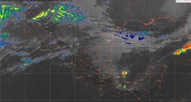 Se prevén lluvias muy fuertes con descargas eléctricas en Veracruz, Tabasco, Oaxaca y Chiapas