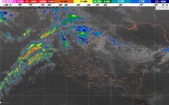 Se prevé ascenso de las temperaturas vespertinas y disminución en el potencial de lluvias en gran parte de México
