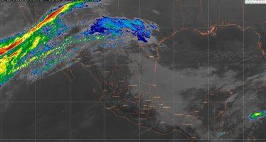 Se prevén lluvias muy fuertes en Chiapas y fuertes en Oaxaca y Veracruz