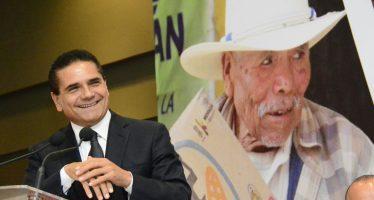 Encabeza Gobernador Arranque de Actividades 2018 del programa Sí Alimenta
