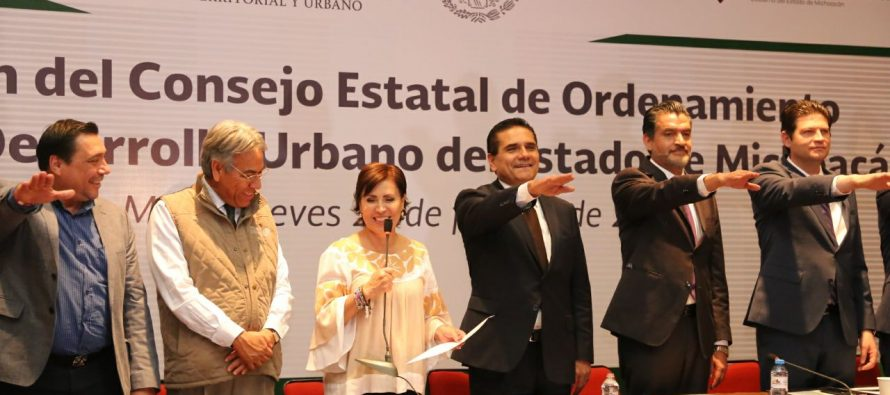 Planean desarrollo territorial y urbano para prevenir desastres humanos