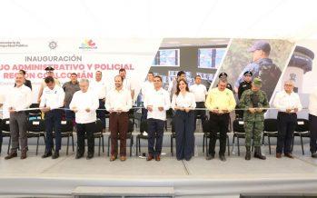 Michoacán, ejemplo nacional en construcción de Complejos Administrativos y Policiales: México S.O.S.