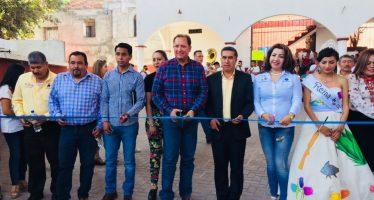 COMPESCA inaugura la XII feria del pescado 2018 en Mariano Escobedo