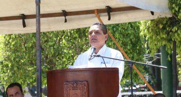Llama Gobernador a trabajar con firmeza y decisión por la prosperidad de México