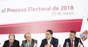 Responsabilidad de todas y todos, fortalecer instituciones electorales
