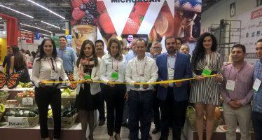 Interesan al mercado asiático los agroproductos de Michoacán
