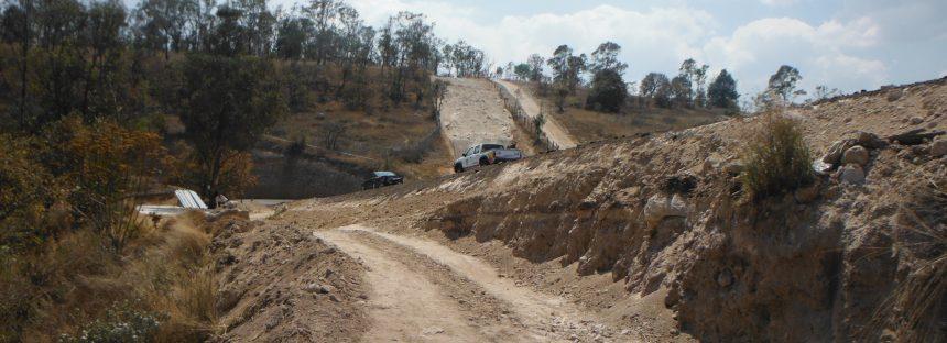 Clausuran inicio de obra en área natural protegida