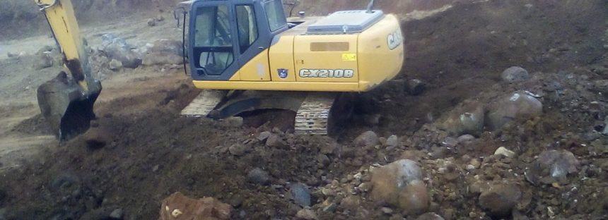 Invierte Sedrua 5 mdp en obras rurales de Churumuco