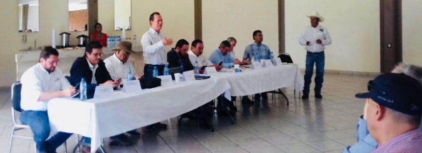 Sedrua atiende de manera integral brote de plagas en cultivos de zarzamora de Los Reyes
