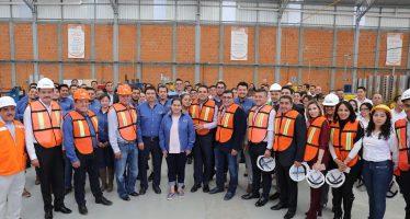 Silvano Aureoles, por el fortalecimiento de proyectos con la IP