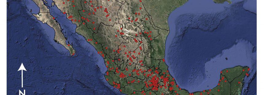 Investigadores de la UNAM, revelan más de 500 conflictos ambientales en México y construye mapa que los georeferencia y categoriza