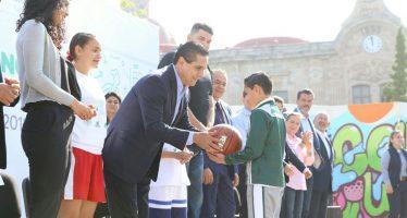 Arranca Gobernador Primera Academia de Baloncesto Aguacateros de Michoacán