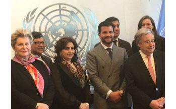 El Panel de Alto Nivel del Agua presenta resultados sobre una investigación respecto al estatus global de la gestión del recurso