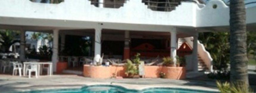 Clausuran restaurante Mat Bay en San Blas, Nayarit, por construir y operar ilegalmente en ZOFEMAT