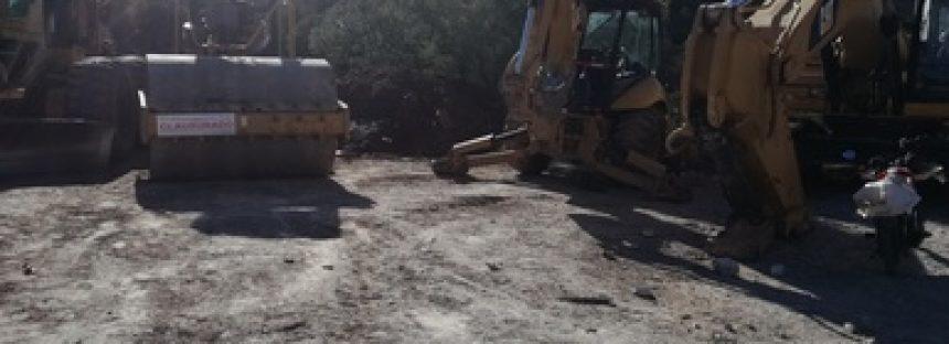Clausuran proyecto de Modernización y Ampliación Camino Tipo D  Atotonilco-Amecas de La Sierra en Zacatecas