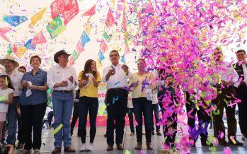 Michoacán, ejemplo de solidaridad, humanidad y sensibilidad