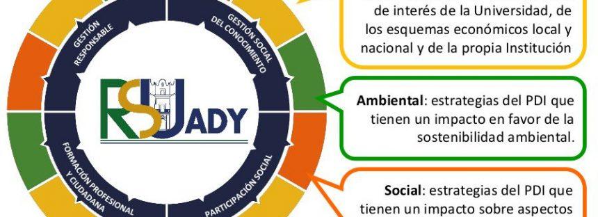 Opera UADY un modelo efectivo de responsabilidad social universitaria