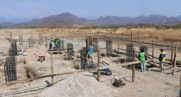 Avanza construcción de Planta de Sacrificio TIF en Múgica