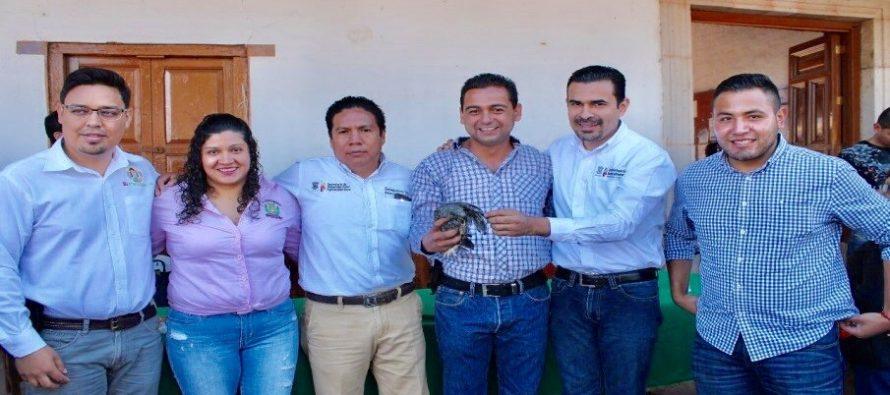 Entrega Sedrua 572 paquetes de Sí Produzco en Lagunillas