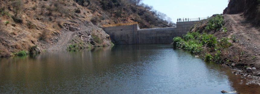 Invierten casi 10 mdp en presa ciclópea de Tuzantla