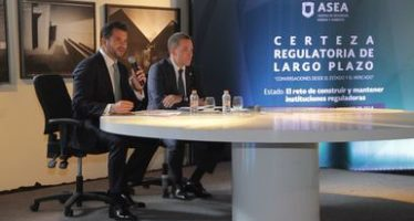 La reforma energética beneficia indiscutiblemente a los mexicanos: Rafael Pacchiano de la Semarnat