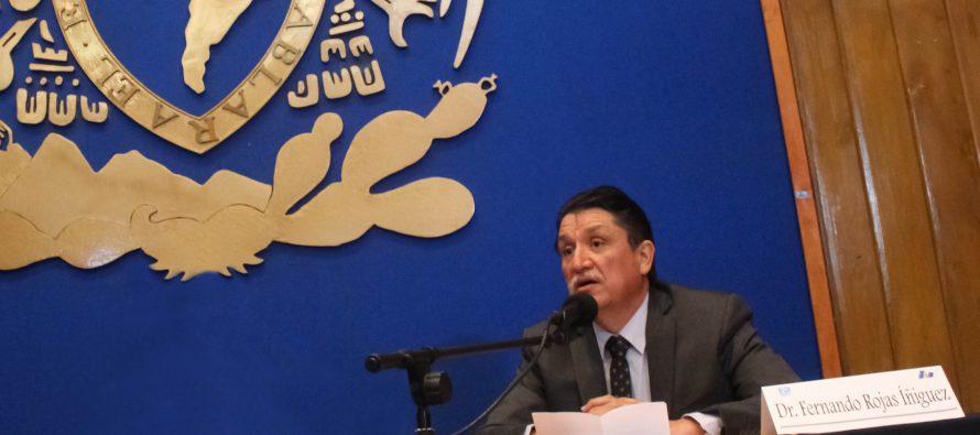 Fernando Rojas Íñiguez, nuevo director del Centro de Nanociencias y Nanotecnología de la UNAM campus Ensenada