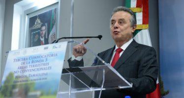 La Ronda 3.3 para aprovechar cuenca de Burgos, beneficiará a los tamaulipecos: SENER