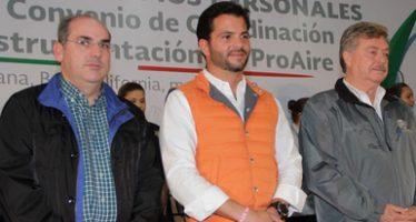 Invertirán 80 MDP en el saneamiento del río Tijuana en Baja California