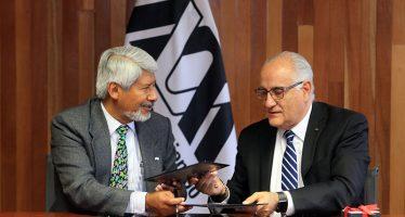La UAM y AMC incentivarán el desarrollo científico y tecnológico de México