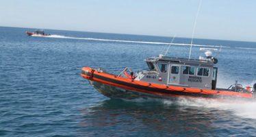 Retiran en Alto Golfo de California, 134 kilómetros de redes para captura de totoaba (Totoaba macdonaldi)