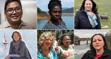 Premio medioambiental Goldman 2018: los ganadores en imágenes