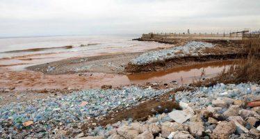 Cazadores de plásticos en el 'Mare Nostrum'
