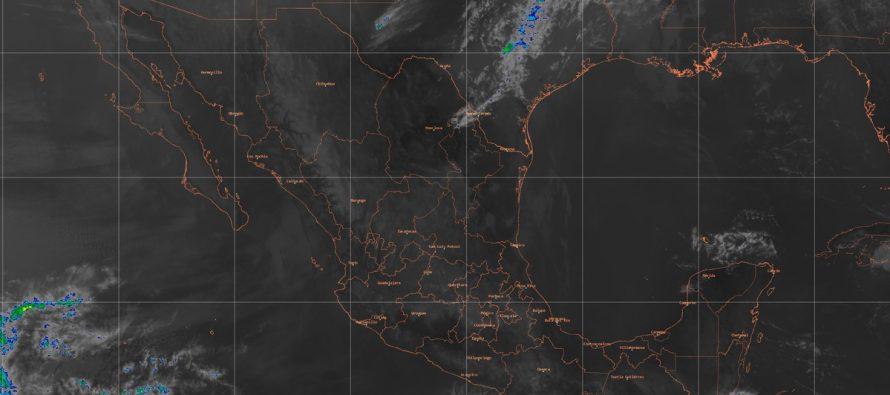 Se prevén vientos fuertes con rachas superiores a 60 km/h y posibles tolvaneras en el noroeste, el norte y noreste de México