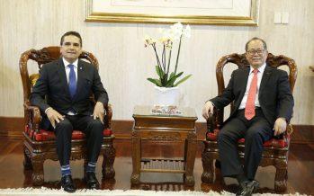 Gobernador y Embajador de China dan seguimiento a proyectos de la ZEE de LC