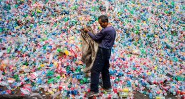 Científicos crean accidentalmente una enzima que come botellas de plástico