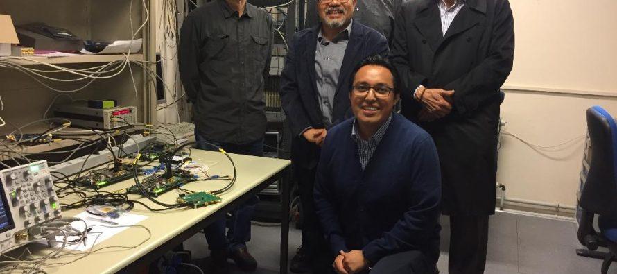 México y el Gran Colisionador de Hadrones (2018)