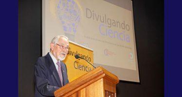 La UMSNH se distingue en México por su actividad de divulgación científica: Ruy Pérez Tamayo