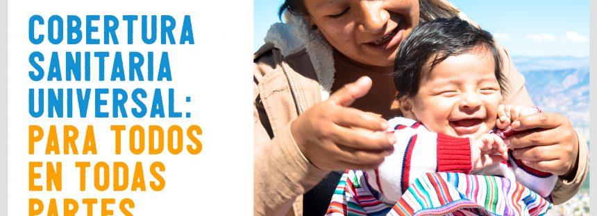 La salud es esencial para el desarrollo sostenible