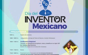 UMSNH celebrará el Día del Inventor Mexicano