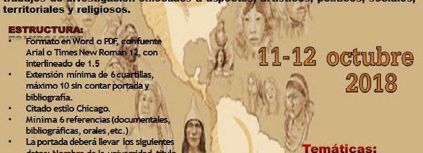 1er Coloquio de estudiantes. Pueblos originarios: Raíces de América