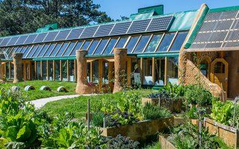 Inauguran la primera escuela sustentable en Argentina